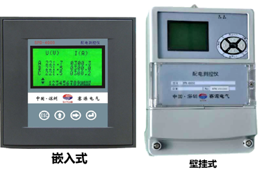 jkf8系列无功自动补偿控制器(原型号:spd4000)